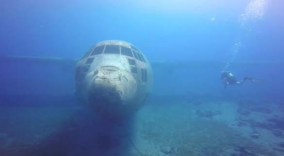 Hercules plane Aqaba