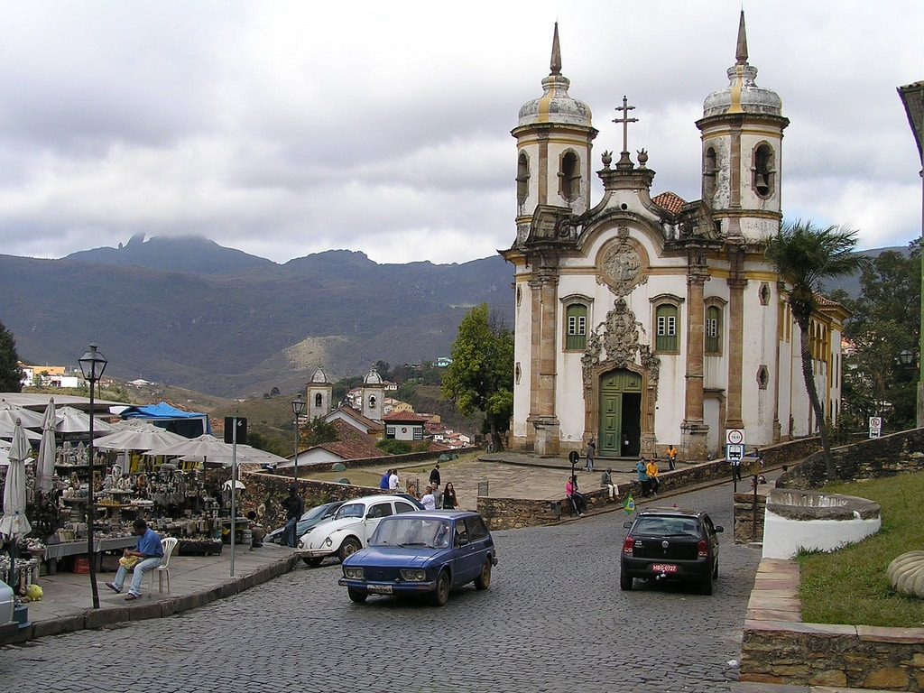 Ouro Preto travel