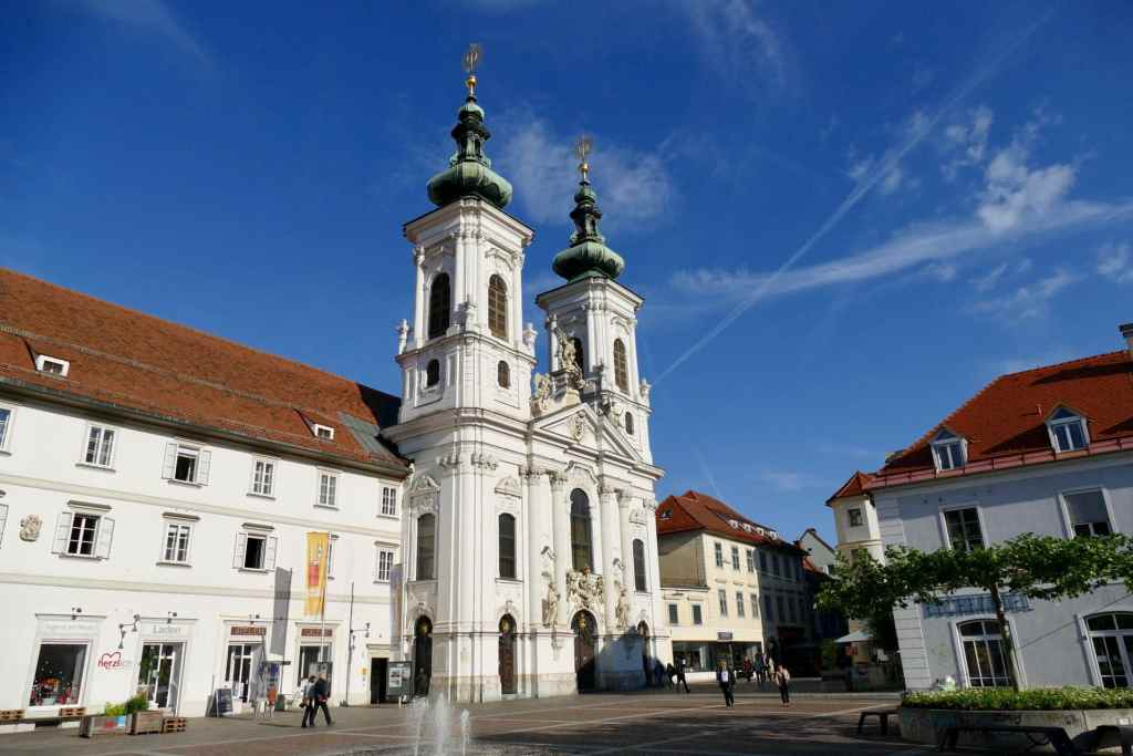 Graz church