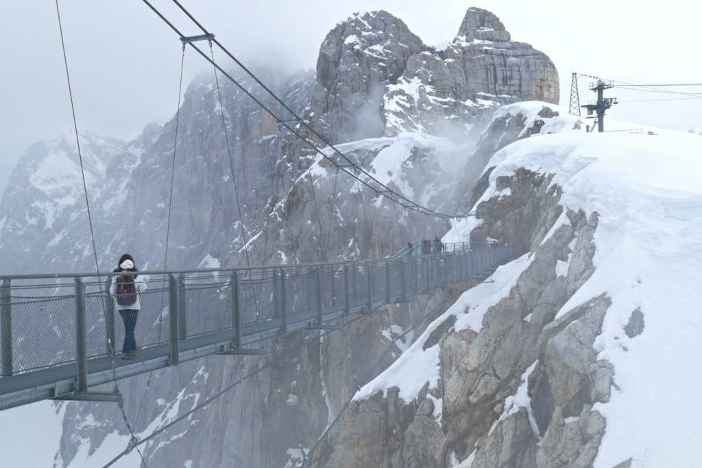 Dachstein suspension bridge