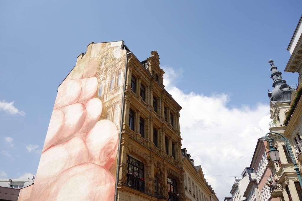 Street art Wiesbaden