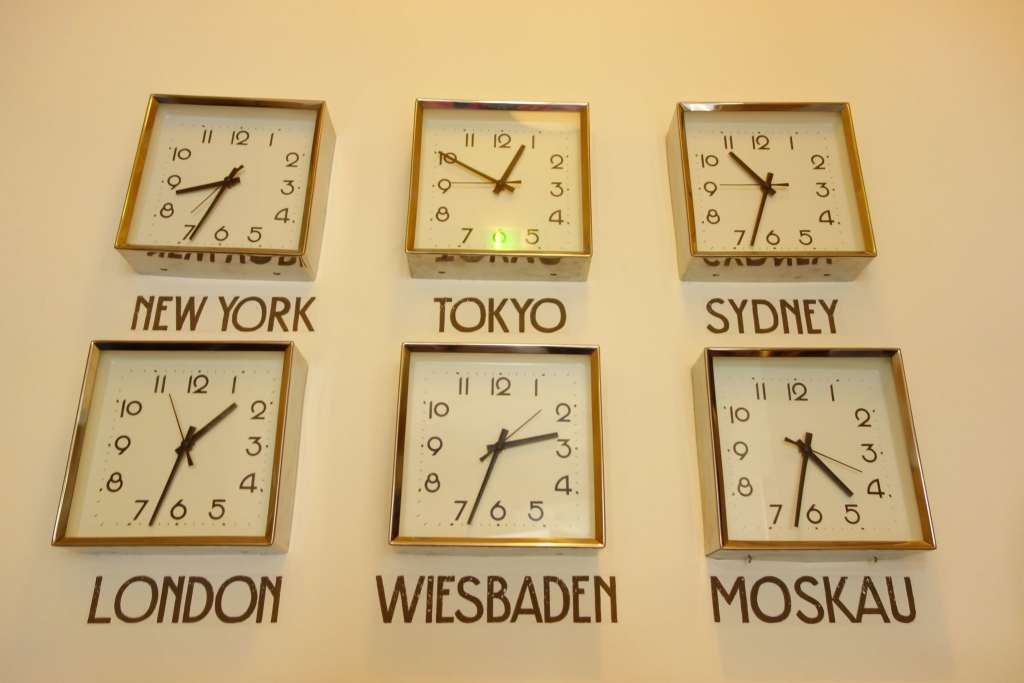 Clocks Wiesbaden