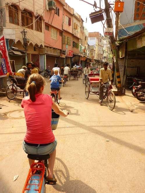 biking delhi