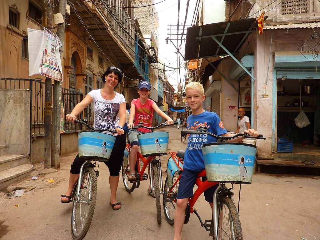 Bike tour Delhi
