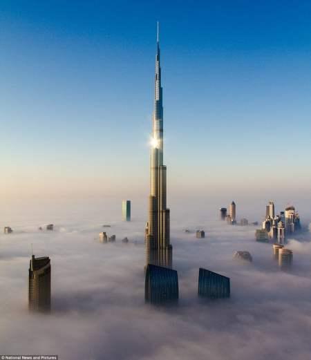 Surreal places Dubai