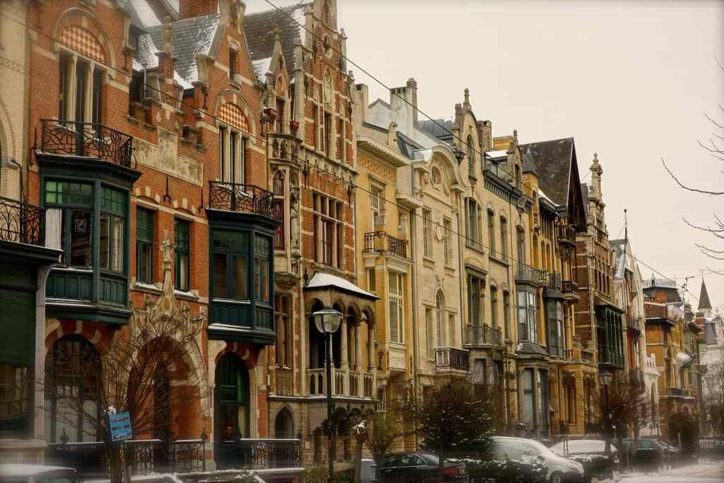 Cogels Osylei Antwerp