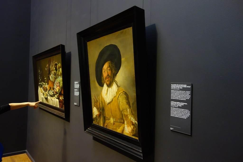 paintings in Rijksmuseum