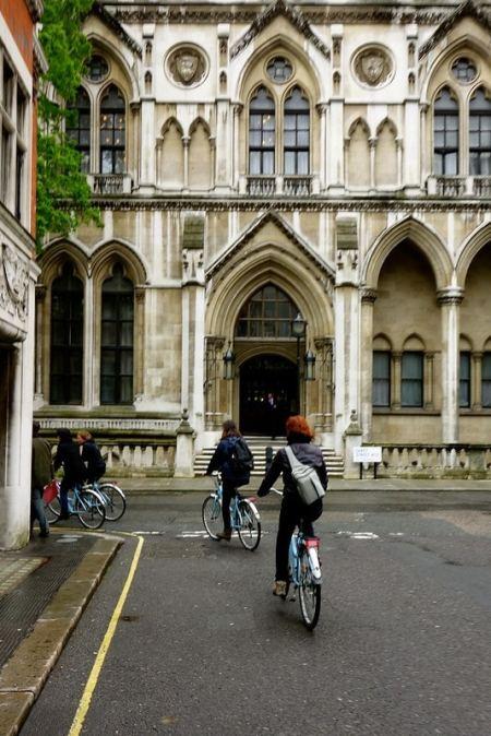 Bike tour center London