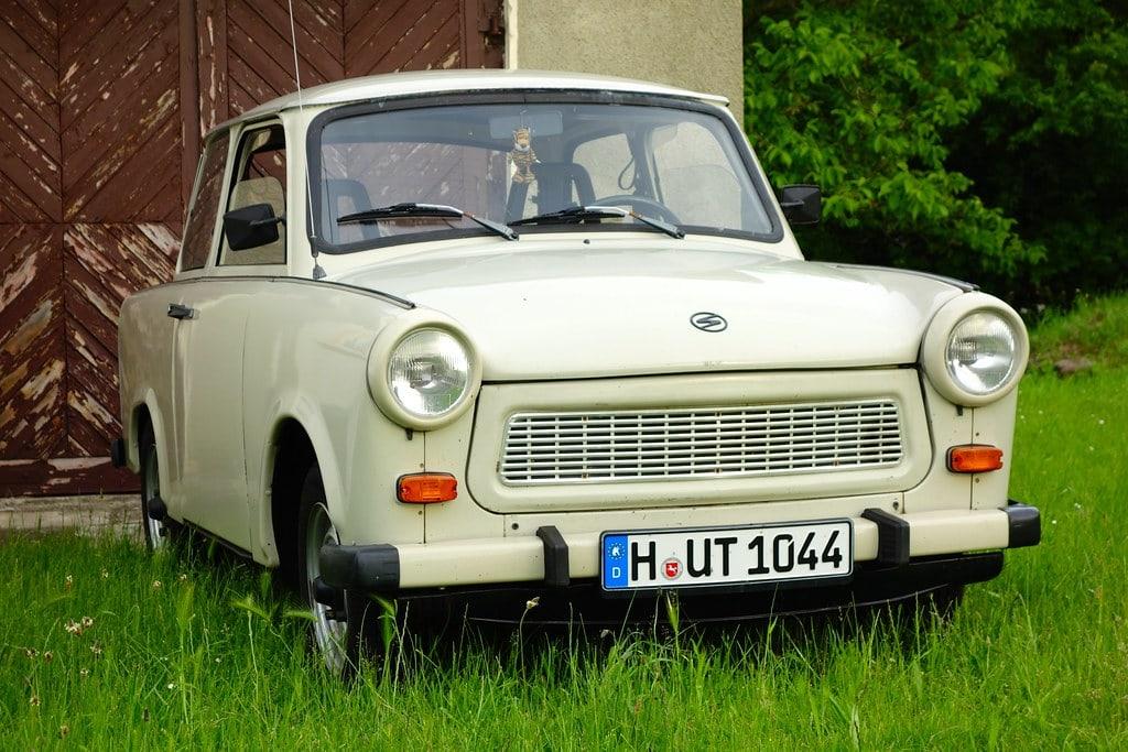 Trabi Trabant DDR