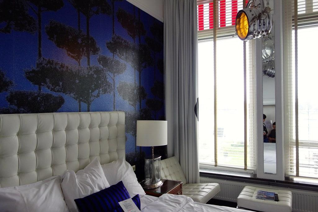 Modern room Hotel New York