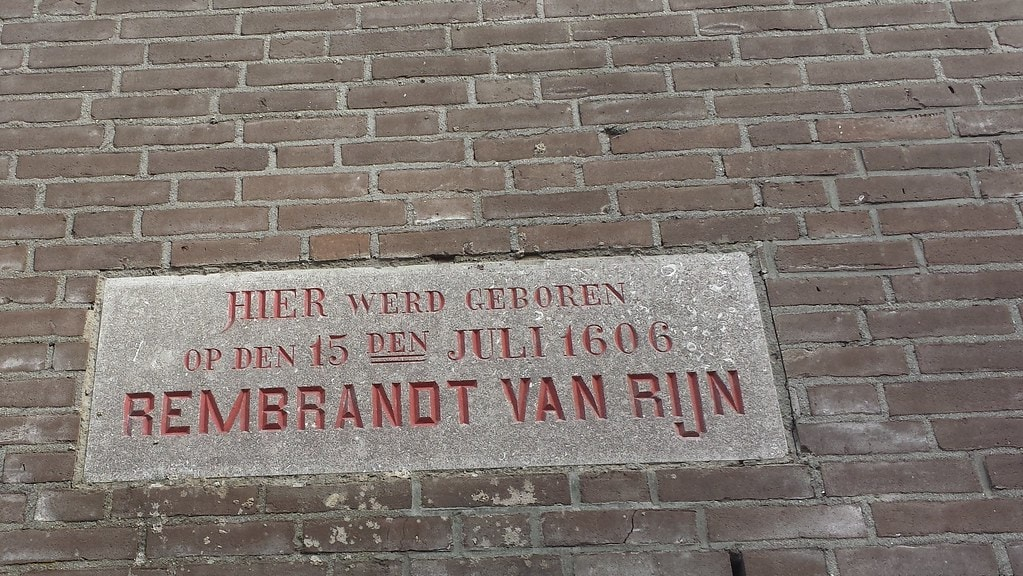 Birth house Rembrandt van Rijn