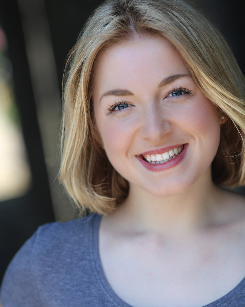 Ciara Waterfield headshot - Actorum