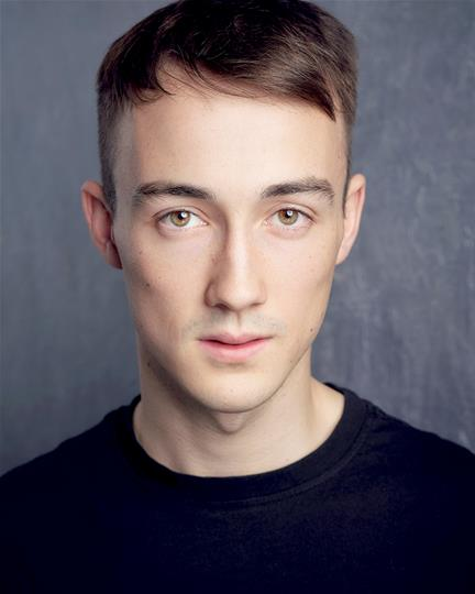 Conor Rivers headshot