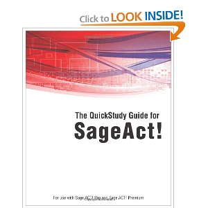 ACT! QuickStudy Guide