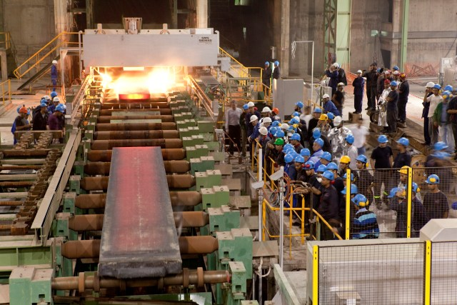 Maghreb_Steel_-_the_first_slabs_produced_in_Morocco