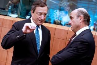BCE : Mario Draghi dégaine l'artillerie lourde