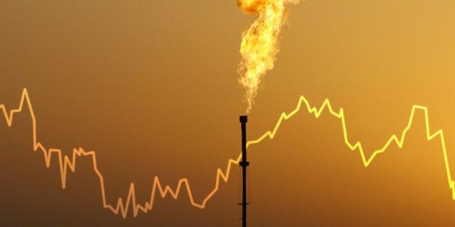 CHINA-XINJIANG-DESRT-OIL-TAKLAMAKAN