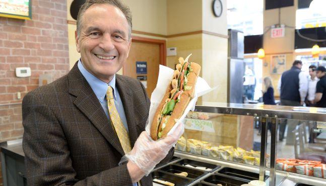 Fast-foods : le fondateur de la chaîne Subway est mort