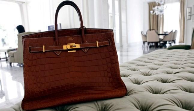 Sacs en crocodile : Jane Birkin et Hermès se réconcilient