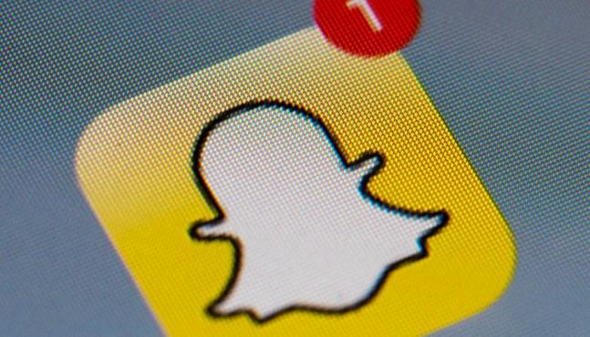 Snapchat utilisera désormais des filtres sponsorisés pour selfie