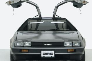 Automobile : la DeLorean à nouveau produite en 2017