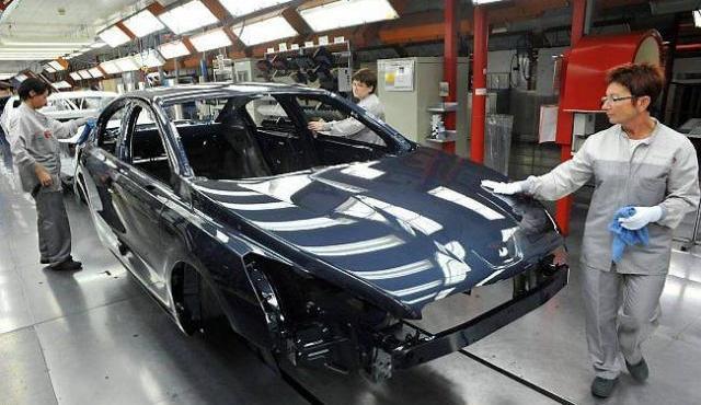 PSA va confier la production d'une nouvelle voiture à son site rennais