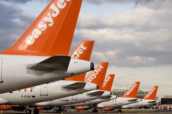 Transport aérien : 2016, année record pour EasyJet