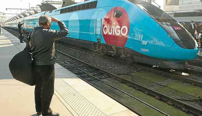 La SNCF veut étendre le low-cost en France