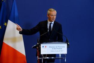 """STX France : Le Maire annonce une nationalisation """"temporaire"""""""