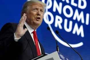 Davos : Donald Trump plaide pour un marché mondial plus ouvert