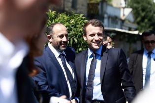Emmanuel Macron en Corse pour répondre au désir d'indépendance