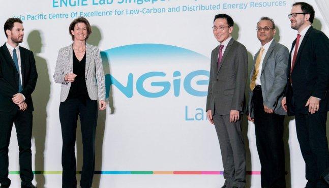 Engie investit 49,5 millions d'euros dans son centre d'innovation de Singapour