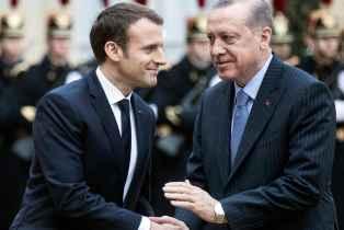 Une du Point sur Erdogan : Emmanuel Macron défend la liberté de la presse