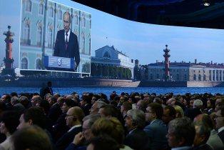 Le futur des relations d'affaires Russie-France se jouera à Saint-Pétersbourg