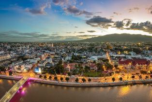 Villes intelligentes : un modèle français utilisé pour faire de Chiang Mai une smart city