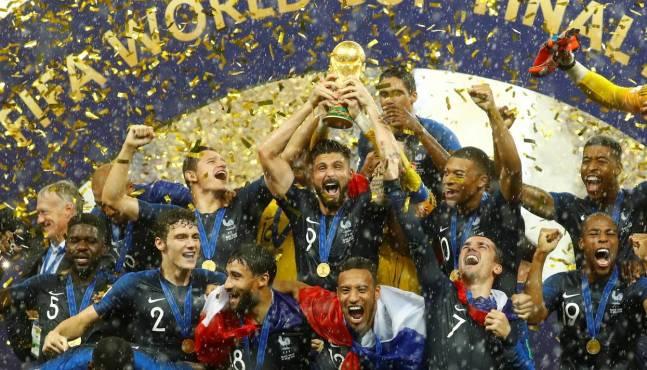 Coupe du Monde : la victoire finale des Bleus devrait renforcer l'image de la France à l'étranger