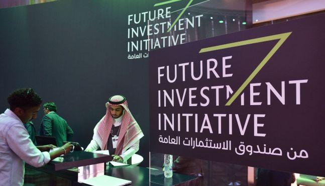 Qui est présent au « Davos du désert » en Arabie Saoudite ?