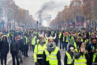 La croissance économique française ralentie par les manifestations