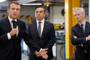 La fusion Renault-Nissan n'est pas à l'ordre du jour, assure Bruno Le Maire