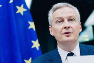 """Bruno Le Maire appelle l'Union européenne à """"s'affirmer"""" face aux Etats-Unis et à la Chine"""