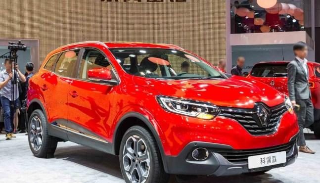 """Automobile : Renault """"confiant"""" pour le marché chinois malgré la chute des ventes"""