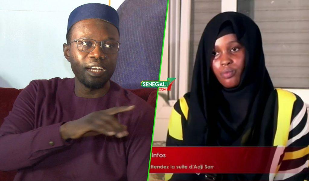 Adji Sarr : « Ousmane Sonko, tu as gagné »