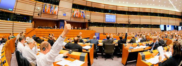 Bataille parlementaire européenne autour des gaz de schiste