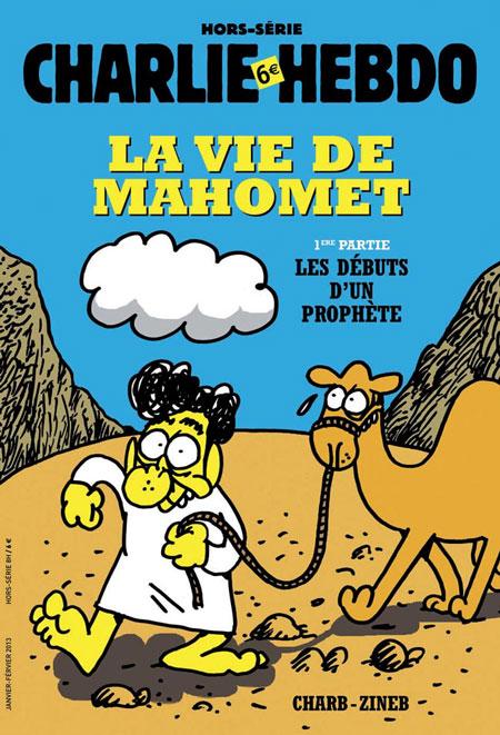 Charlie Hebdo Sattaque Une Biographie De Mahomet