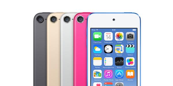 nuevo ipod touch 2015
