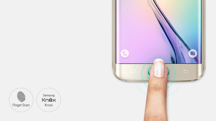 Samsung Galaxy S6 Fingerprint