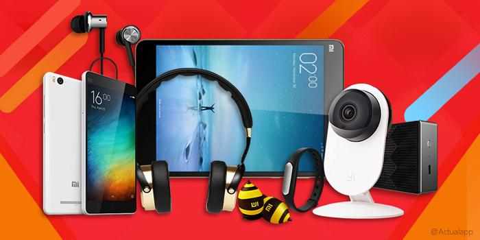 Ofertas Xiaomi: Mi Band 1S, Redmi Note 3, Piston y más