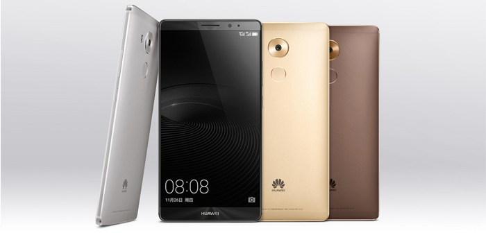 Huawei lanza el Mate 8 en todo el mundo [CES 2016]