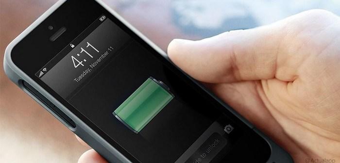 Apple confirma que el indicador de batería del iPhone 6s falla