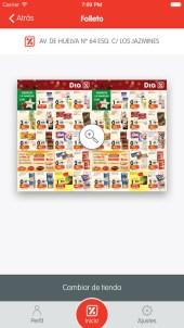 canjear cupones dia en compra online